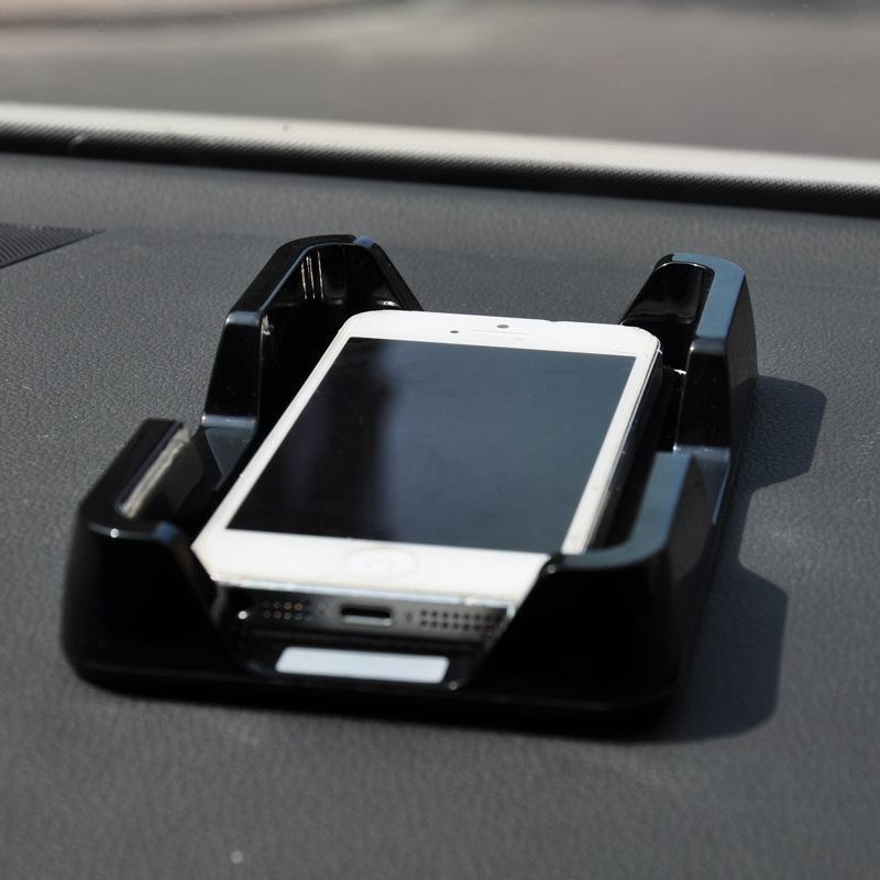 多功能手机置物盒 内置EVA面板防滑垫 带蜘蛛防滑垫